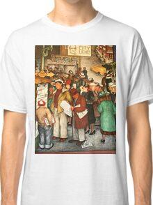 City Lights - San Francisco Classic T-Shirt