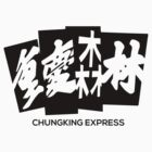 Chungking Express by ubikdesigns
