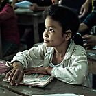 Khmer student by gamaree L