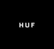 HUF 3D by Kxnz