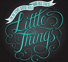 Little Things by brucelovesyou