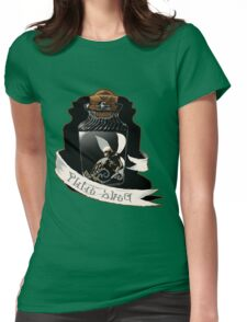 Fairy Tale Ending Womens Fitted T-Shirt