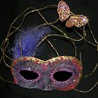 Mask 1 by Carmel Abblitt