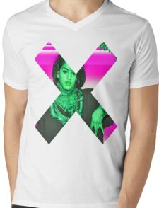 M.I.A. Mens V-Neck T-Shirt