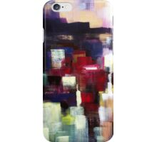 One moment in eternity,abstract nature landscape  iPhone Case/Skin