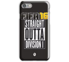 FIFA 16 - Division1 - EA Sports iPhone Case/Skin