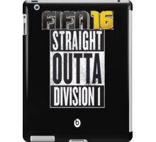 FIFA 16 - Division1 - EA Sports iPad Case/Skin