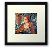 Genevieve Framed Print