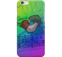 Isolation Day by Frank Louis Allen iPhone Case/Skin