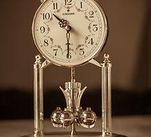 Vintage clock by Mudith Jayasekara