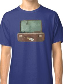 Newt Scamander's Suitcase - FANTASTIC BEASTS AND WHERE TO FIND THEM Classic T-Shirt
