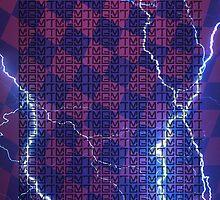 MGMT Congratulations/Lightning Case by Dhruv Shankar