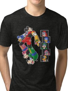 Mousetron Tri-blend T-Shirt