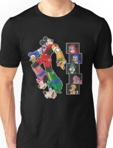 Mousetron Unisex T-Shirt