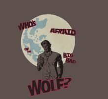 Who's Afraid of The Big Bad Wolf? by Shadyfolk