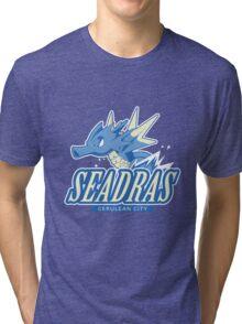 Cerulean City Seadras Tri-blend T-Shirt