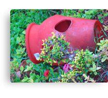 """""""Hawaii Flower Pot"""" by Carter L. Shepard Canvas Print"""