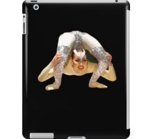 Hovering Contortionist iPad Case/Skin