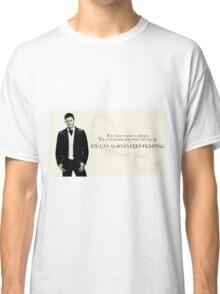 Dean Winchester Supernatural Classic T-Shirt