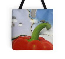 Chaser Tote Bag