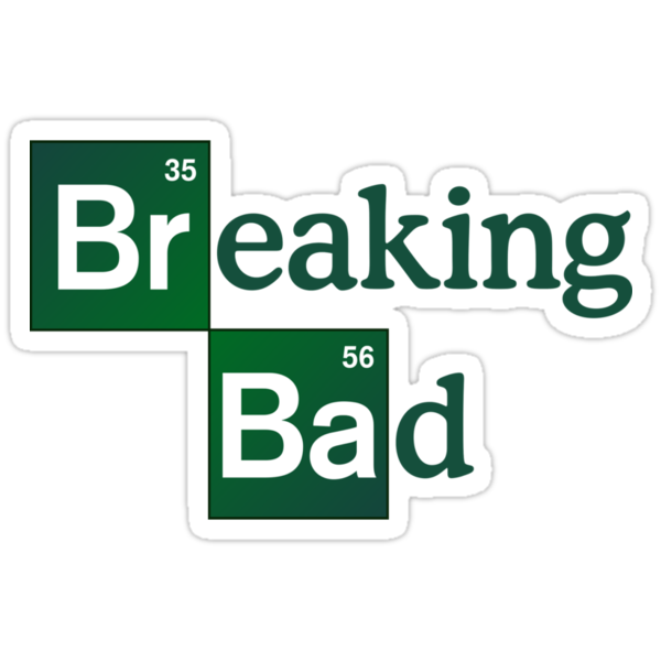 Breaking Bad Logo by YetiConvention