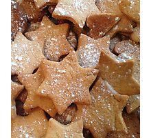 Sugar Christmas cookies  Photographic Print