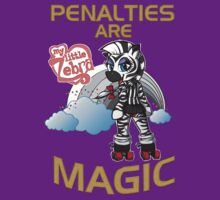 My Lil' Zebra - Penalties are Magic by Ryan Wilton