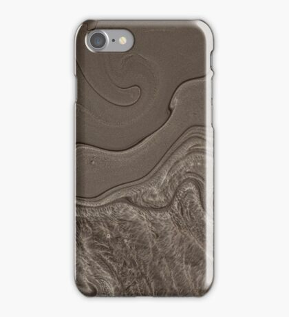 Fluid Painting S9-02 iPhone Case/Skin