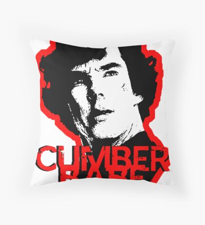 Cumberbabe Throw Pillow