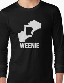 L7 Weenie! Long Sleeve T-Shirt