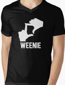 L7 Weenie! Mens V-Neck T-Shirt