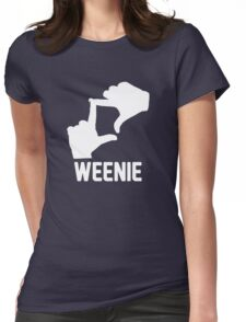L7 Weenie! Womens Fitted T-Shirt