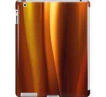 Curtain Red iPad Case/Skin