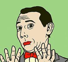 Pee Wee Herman by Jakeylangston