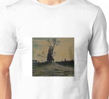 Creepy trees Unisex T-Shirt