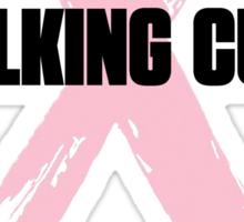 The Walking Cure Sticker