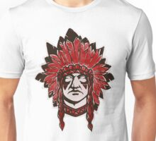faceless (Indian) Unisex T-Shirt