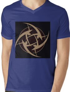 Ninjas in pyjamas Team Logo Mens V-Neck T-Shirt
