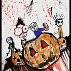 The Halloween Children by DandyJon