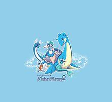 Pretty Guardian Trainer Mercury by KinkWink