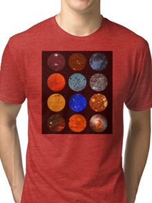 Patterns #6 Tri-blend T-Shirt