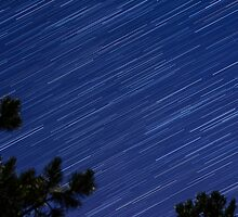 Startrails by Apostolos Mantzouranis