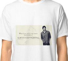 Sam Winchester Supernatural Classic T-Shirt
