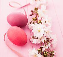 Easter eggs by Elisabeth Coelfen