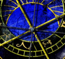 astronomical clock Sticker