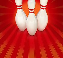 Ten Pin Bowling by Gotcha29