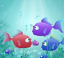 Under the Sea for Kids by Gotcha29