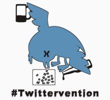 #Twittervention Kids Tee