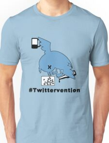 #Twittervention Unisex T-Shirt