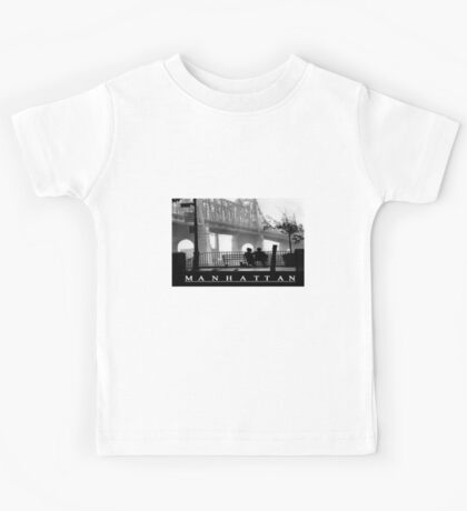 manhattan Kids Tee
